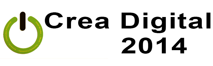 logo de Crea Digital 2014